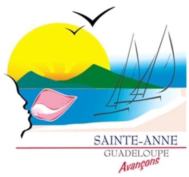 Concours d inspiration de logo prolongation jusqu 39 au 31 - Sainte anne guadeloupe office du tourisme ...