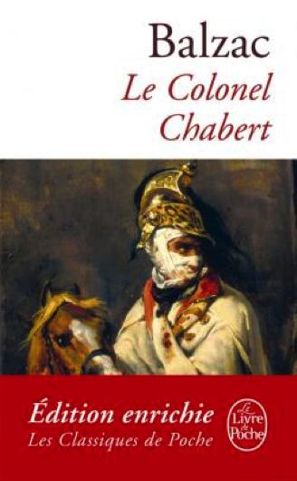 Un Exemple De Carnet De Lecture Quot Le Colonel Chabert