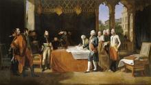 Guillon Lethière - Traité de Leoben, 17 avril 1797