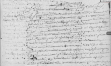 Support documentaire – AD Loire-Atlantique, B4578, fol. 131-132 v°, 25 mai 1719