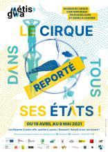 Affiche du programme le cirque dans tous ses états