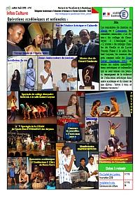 Lettre Infos Culture de juillet et aout 2015
