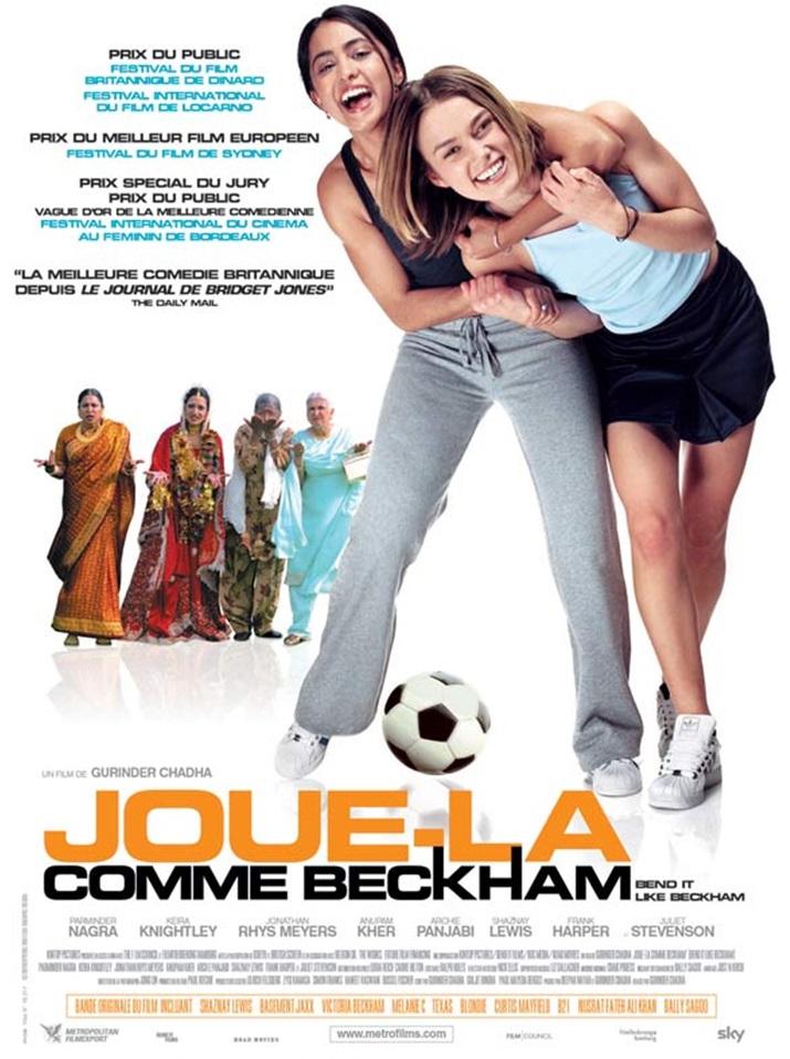 Affiche Joue la comme Beckham