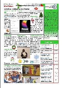 Lettre Infos Culture janvier 2016