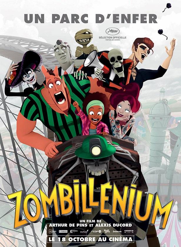Affiche Zombillénium