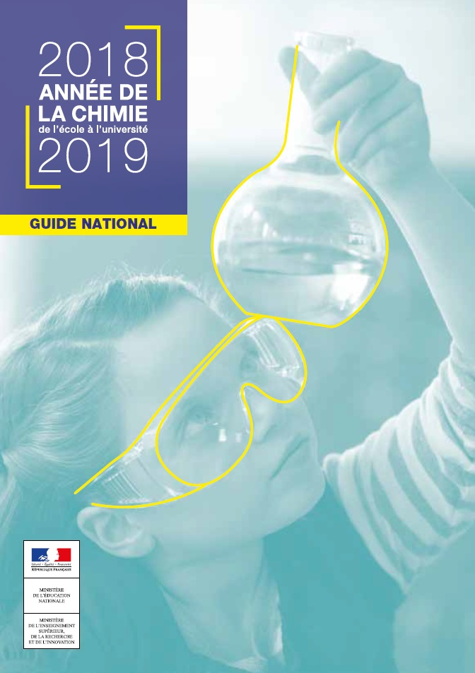 Guide national de l'année de la chimie
