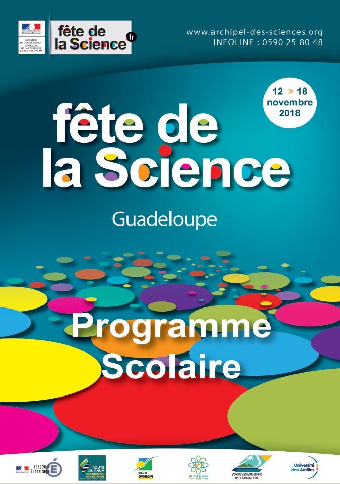 Couverture programme FDS 2018