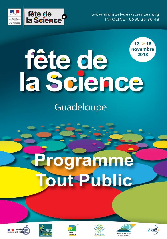 Couverture programme FDS 2018 tt public