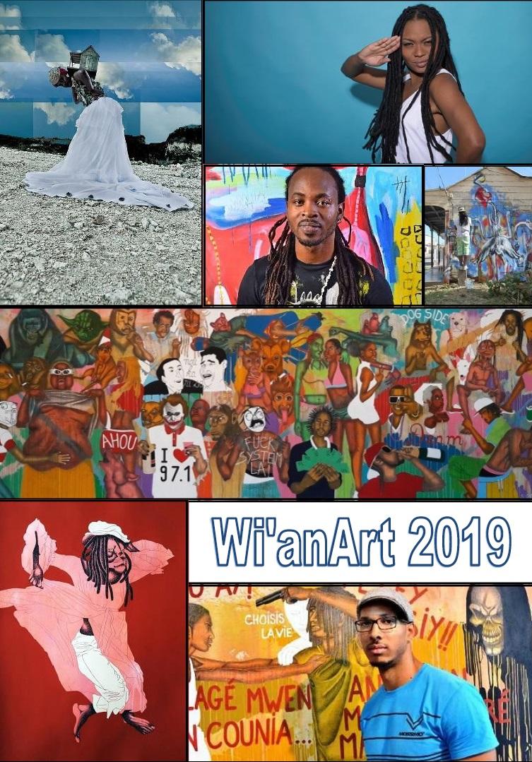Affiche Wi'anArt 2019