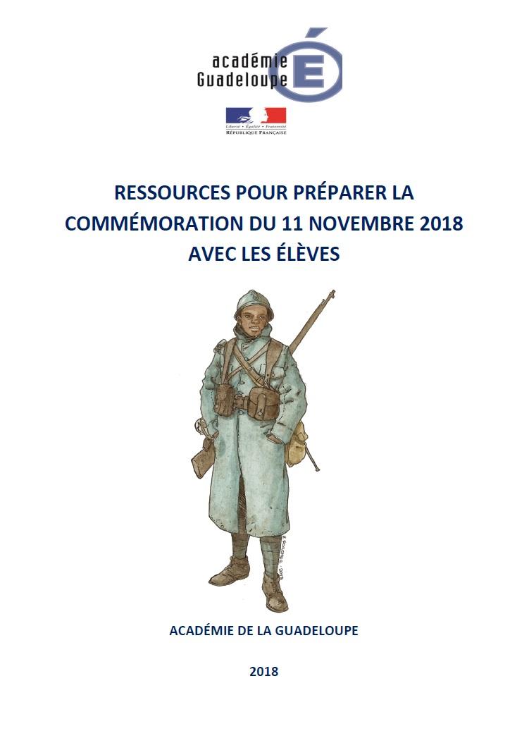 Dossier commémoration 11 nov 1918