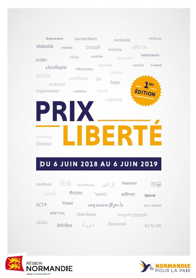 Affiche Prix Liberté
