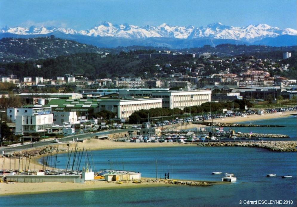 Le site de Thales Alénia Space à Cannes