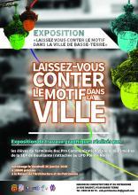 Exposition des Terminale Communication Visuelle Plurimédias de la SEP de Bouillante