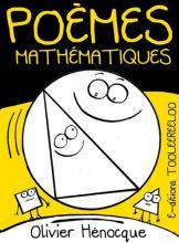 """première de couverture """"Poèmes mathématiques"""" d'Olivier Henocque"""