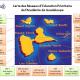 Carte des REP et REP+ de l'Académie de La Guadeloupe